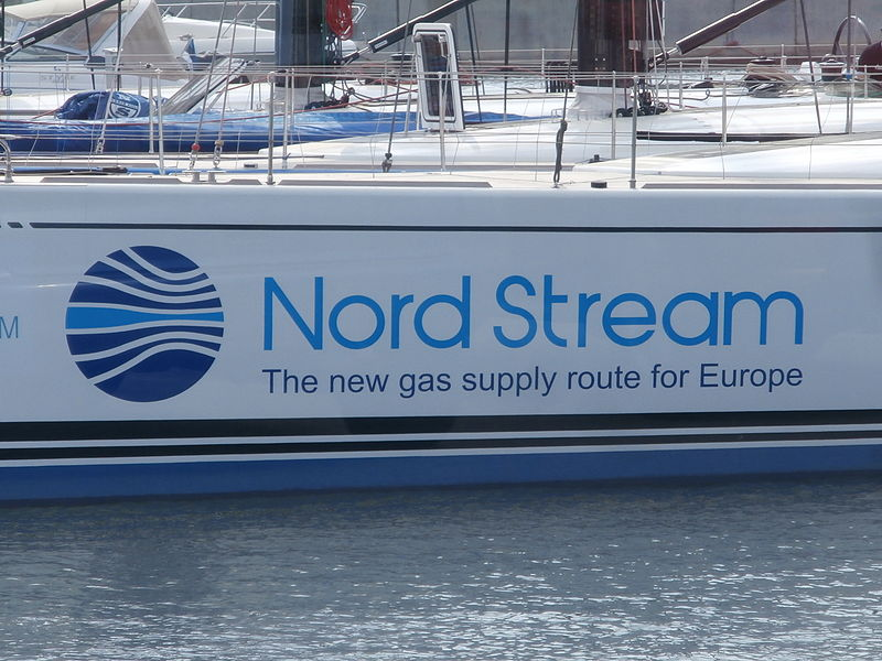File:Spirit of Europe Nord Stream Sign Tallinn 19 May 2014.JPG