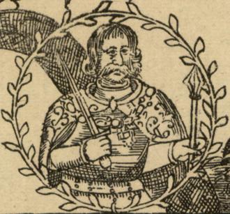 Spytko II of Melsztyn - Image: Spytek z Melsztyna († 1399)