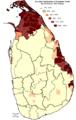 Sri Lanka - Sri Lankan Tamils 2012.png