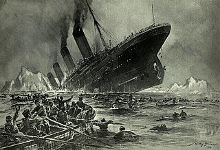 Sinking of the RMS <i>Titanic</i> Maritime disaster that occurred on the night of Sunday 14 April through the morning of Monday 15 April 1912