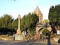 St. James' Church Christleton and War Memorial - geograph.org.uk - 653556.jpg