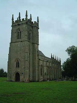 St. Mary Magdalene's Church, Battlefield, Nr. Shrewsbury - geograph.org.uk - 357238