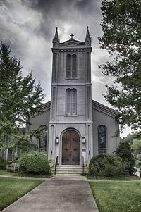 St. Peter's Episcopal Church (Columbia, Tennessee)