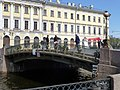 St. Petersburg - Tripartite Bridge - Трехколенный мост - panoramio.jpg