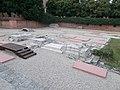 St. Stephen's Basilica, remains. Medieval Ruin Garden. Listed ID 3842. - Koronázó Square, Belváros, Székesfehérvár, Fejér county, Hungary.JPG
