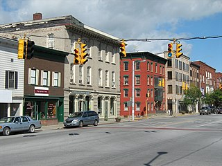 St. Albans (city), Vermont City in Vermont, United States
