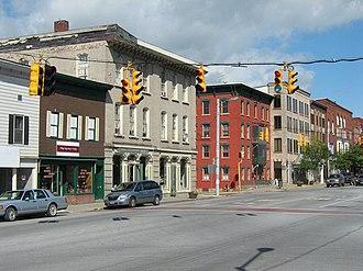 St. Albans (city), Vermont - St. Albans Historic District