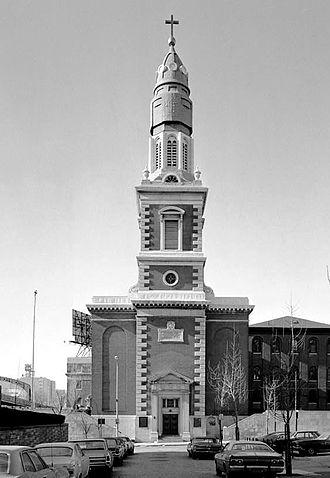 St. Augustine Church (Philadelphia) - Image: St Augustine RC Church Philadelphia