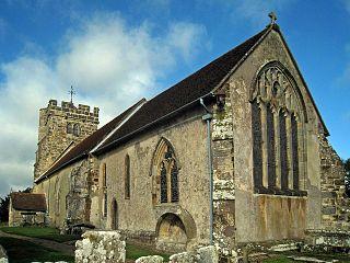 Warbleton Human settlement in England