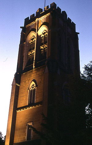 St David's Cathedral, Hobart - Image: St David's Cathedral, Hobart Wiki 0118