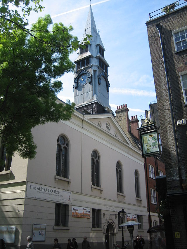 St George the Martyr Holborn