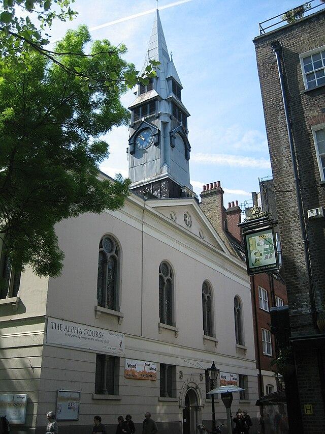 St George the Martyr Holborn_1