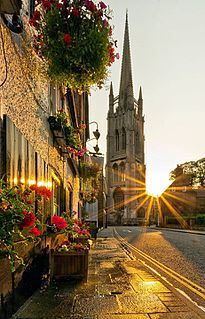 Louth, Lincolnshire town and civil parish in Lincolnshire, England
