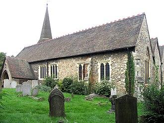 Erith - St. John the Baptist Church