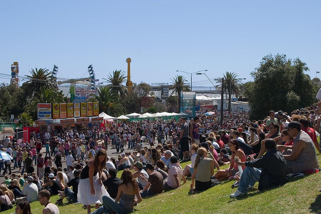 St Kilda Festival 2005