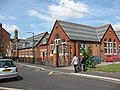 St Mark's C of E primary school, Mitcham - geograph.org.uk - 1853126.jpg