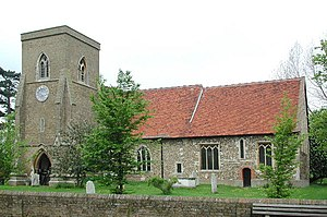 High Ongar - Image: St Mary, High Ongar, Essex geograph.org.uk 334905