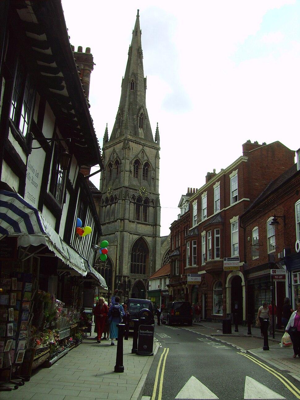 St Marys Newark
