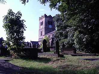 Drighlington - Image: St Pauls Church Drighlington