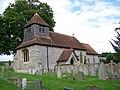 St Peter's Church, Shipton Bellinger - geograph.org.uk - 898449.jpg