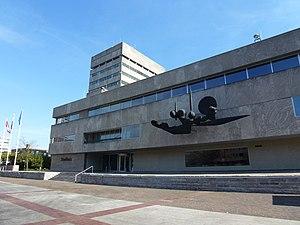 Jan van der Laan - Image: Stadhuis van Eindhoven