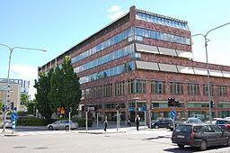 Uppsala rådhuse (kommunehuse)
