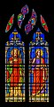 Stained-glass windows of the St Gerald abbey church of Aurillac 19.jpg