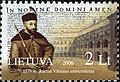 Stamps of Lithuania, 2006-18.jpg
