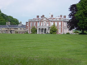 Vere Ponsonby, 9th Earl of Bessborough - Stansted House, near Chichester, Sussex, was purchased by Lord Bessborough in 1924