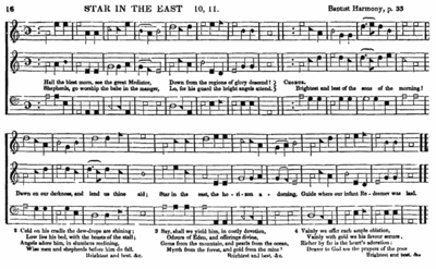 image about Free Printable Black Gospel Sheet Music referred to as Form be aware - Wikipedia