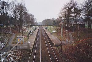 Oosterbeek railway station