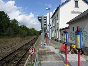 Image illustrative de l'article Gare de Philippeville