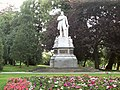 Statue of Samuel Cunliffe Lister, Lister Park, Bradford - geograph.org.uk - 60769.jpg