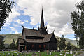 Stave church Lom, exterior view 1.jpg