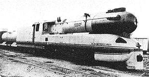 Livio Dante Porta - Argentina, his 1948 4-8-0