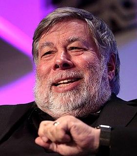 Steve Wozniak American inventor, computer engineer, and programmer