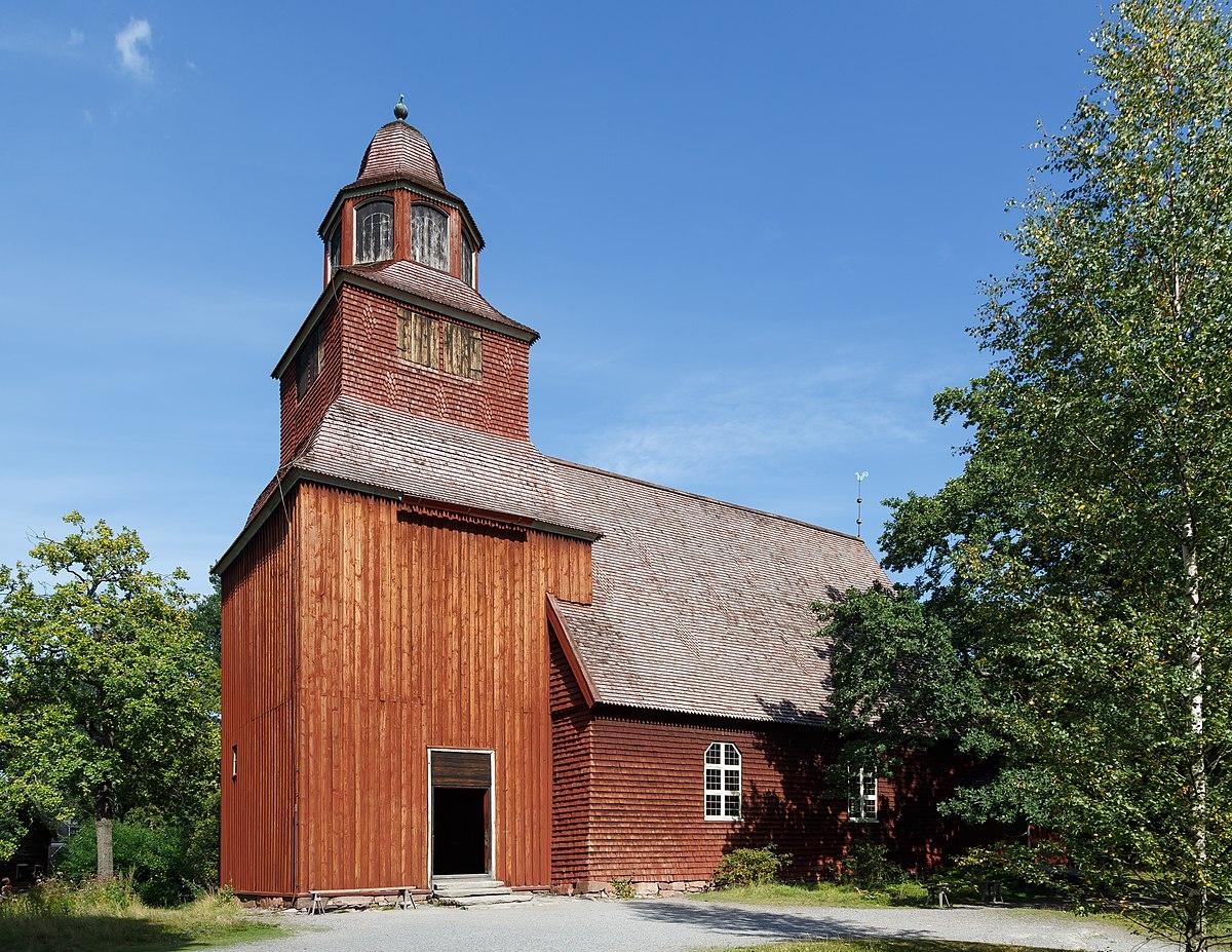 Seglora kyrka p Skansen - Picture of Seglora - TripAdvisor