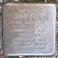 Stolperstein Jenny Frank by 2eight 3SC1423.jpg