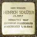 Stolperstein Verden - Heinrich Schlüter (1917).jpg