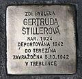 Stolperstein für Gertruda Stillerova.JPG