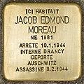 Stolperstein für Jacob Edmond Moreau (Libourne).jpg