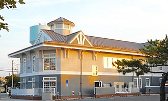 Stone Harbor, New Jersey - Library