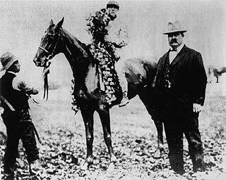 Arthur Pickens American jockey