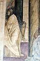 Storie di s. benedetto, 33 sodoma - Come Benedetto scomunica due religiose e le assolve poi che furono morte 02.JPG