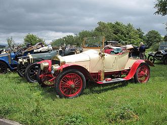 Straker-Squire - 15 hp Mark 2 1912
