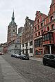 Stralsund, Badenstraße (2012-03-18), by Klugschnacker in Wikipedia.jpg
