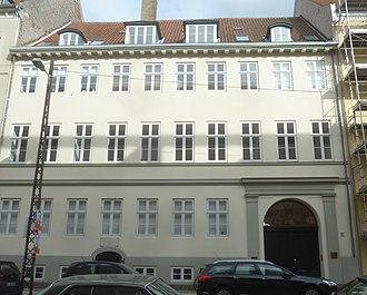 Jacob Holm House - The Jacob Holm House