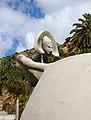 Strange Sculpture Vallehermoso La Gomera 3 (8549399678).jpg