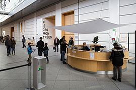 Mus e d 39 art moderne et contemporain de strasbourg wikip dia - Musee d art moderne et contemporain de strasbourg ...