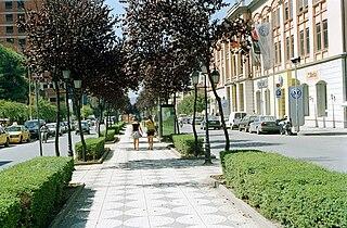 Kavaja Street
